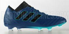 Adidas Nemeziz 17 +360Agility boots, Navy limited-editions.