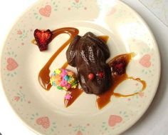 "Honeydukes: Cadbury Egg Creme Filled Chocolate Frog | 40 ""Harry Potter""-Inspired Treats You Should Be Making"