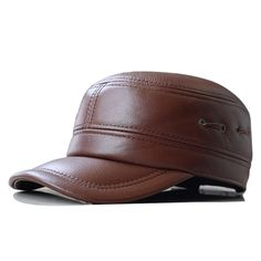 genuine-leather-hat ONLY FOR YOU 9681 - NEWCHIC Mobile Gorras 3337cc24c74