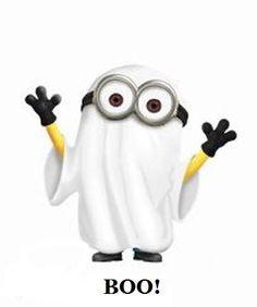 Halloween Minion despicable me