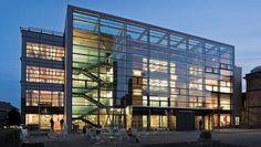 David Wilson Library : University of Leicester, UK