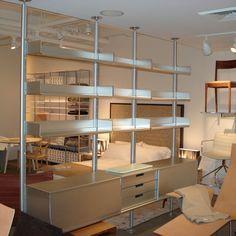 606 Universal Shelving System   Dieter Rams   De Padova   SUITE NY