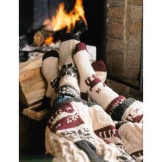 Socks - Patons Decor