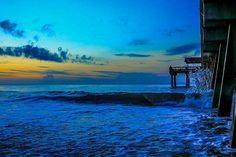 #morning #sunrise #water #clouds #beach #beautiful #beauty #sun #sky #ocean #photography #photo #picture #photooftheday #landscape #landscapephotography #savannah #tybeeisland #visittybee #visitgeorgia #tybee #savannah #georgia #waves #sand #pictureoftheday #photography #like #likeforlike #follow #followforfollow #pier