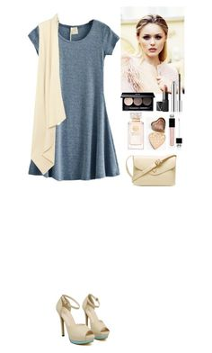 """""""Lovely outfit TOMTOP"""" by eliza-redkina ❤ liked on Polyvore featuring Isabel Marant, Christian Dior, Edward Bess, Boohoo, NARS Cosmetics and Tory Burch"""