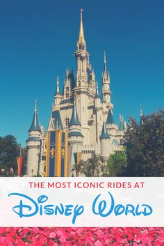 Which are the most iconic rides at Disney World Orlando? From It's a Small World to Space Mountain, we've got the full list of Disney classics.