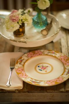 Vintage China Dinnerware Vintage Centerpieces