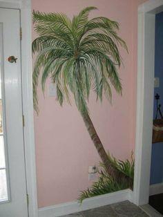Mural Flower Pot Ideas For Painting Murals Pinterest