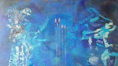 Cora Koppel - words in blue