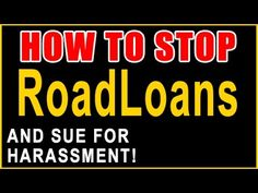 RoadLoans Calling? | Sue and Get Up to $1,500 Per Call | 855-301-5100