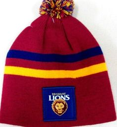 0a52c8f0f69 Brisbane Lions Baby Beanie. Price   11.95