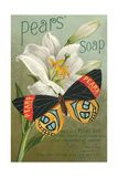 Pear's Soap Ad  Lily