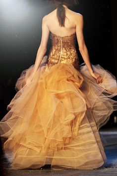 if belle were around today, she would so wear this dress to dinner with beast. so pretty.