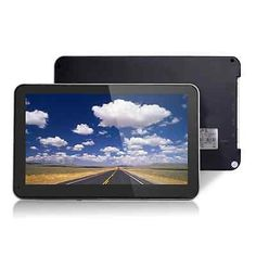 cool TY 7 4GB 128MB FM Touch Screen Car Navigation GPS SAT NAV Free Maps OX#704 - For Sale