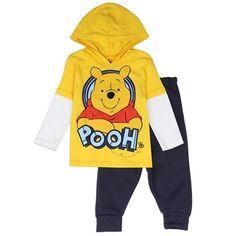 6-9 Months Jumper Top Baby Boy Girl Unisex Disney Winnie The Pooh Sweatshirt