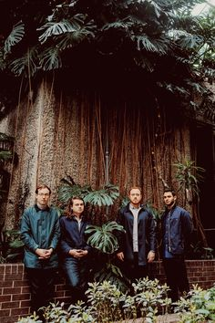Bombay Bicycle Club // band photography //