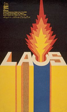 Credit: Kemistry Gallery 1970 – Day of Solidarity with the People of Laos by Ernesto Padrón