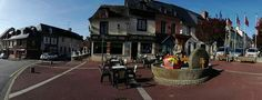 Parapluies en Normandie