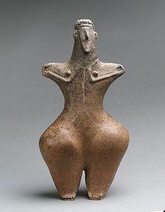 Fertility Figure Iran, 1st century BC The Metropolitan Museum of Art