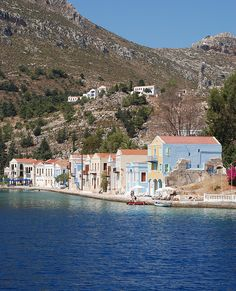 Kastelorizo Greek Island Holidays, Beautiful World, Beautiful Places, Travel Around The World, Around The Worlds, Places In Greece, Sun And Water, Greece Islands, Greek Life
