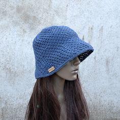 Linen Bucket Hat Sunhat Summer Spring Sunhat Cool by acrazysheep Boho Fashion, Spring Fashion, Summer Hats, Spring Summer, Cotton Hat, Handmade Accessories, Boho Chic, Bohemian, Sun Hats