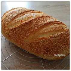 Kovászos fehér kenyér | Betty hobbi konyhája Bakery, Bread, Food, Products, Bakery Shops, Essen, Buns, Yemek, Breads