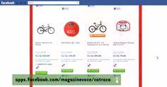 O Catraca Livre inaugura neste fim de ano sua loja de Consumo Social em parceria com a Magazine Luiza.