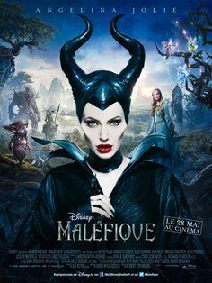 "The new posters feature Angelina Jolie (Maleficent), Elle Fanning (Princess Aurora), Sharlto Copley (Stefan), and Sam Riley (Diaval). ""Maleficent"" is the untold story of Disney's most iconic villain from the […] Movies 2014, Hd Movies, Movies To Watch, Movie Tv, Movies Online, Movie Club, Film Online, Teen Movies, Movies Free"