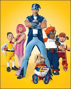 Lazy Town!!! I miss this show.