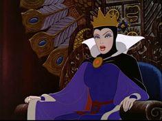 The Evil Queen in Snow White and the Seven Dwarfs | POPSUGAR Love ...