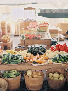 Stock up on LOCAL at the Nashville Farmer's Market!