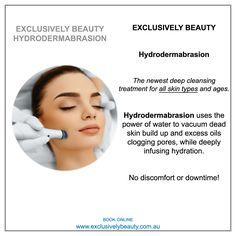 Hydrodermabrasion