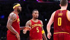 Les Cavaliers sont déterminés à shooter encore plus à 3-pts -  Avec 14 shoots à 3-pts dans la victoire contre les Hornets, les Cavaliers ont établi un nouveau record NBA en cumulant au moins 10 tirs primés dans les 9 premiers… Lire la suite»  http://www.basketusa.com/wp-content/uploads/2016/11/cavs-570x325.jpg - Par http://www.78682homes.com/les-cavaliers-sont-determines-a-shooter-encore-plus-a-3-pts homms2013 sur 78682 homes #Basket