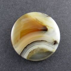 Classic Montana Agate Designer Cabochon by sparklequest on Etsy