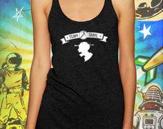 Team Daryl Dixon Tank Top Walking Dead T-Shirt