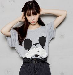 (ulzzang) Mickie mouse; chub ~ ♥