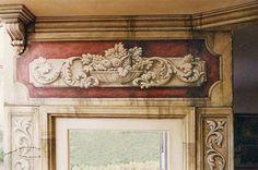 Classic Murals - Architectural Details - Trompe L'oeil Murals