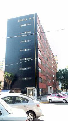 Por aquí y por allá lugares de mi infancia edificio Francisco Primo Verdad fonapo en Tlaltelolco