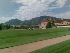 University of Colorado, Boulder: Koelbel Field