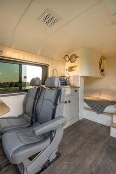 Ideas For Camper Van Conversions39