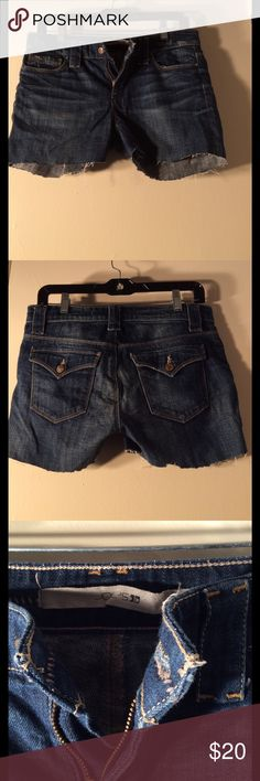 JOE'S CUT OFF SHORTS JOE'S JEAN SHORTS used 3 times! Joe's Jeans Shorts Jean Shorts