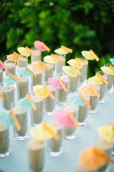 Ideas para bodas en temporada de verano. #BodasVerano