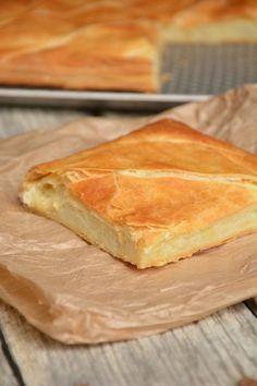 La traditionnelle galette aux pommes de terre berrichonne au fromage frais, à goûter absolument !!!