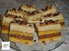 Érdekel a receptje? Kattints a képre! Coleslaw, Tiramisu, Sweet Tooth, Cheesecake, Cupcake, Food And Drink, Pie, Cookies, Ethnic Recipes