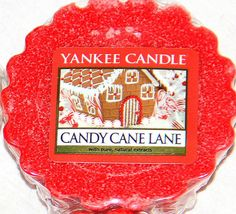 Candy Cane Lane* - Winter 2014 - A favorite holiday place where delicious dreams are made, with tingly peppermint, sweet cookies and creamy vanilla icing.