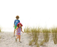 10 best beaches for kids via Parents magazine (plus 10 runners up)