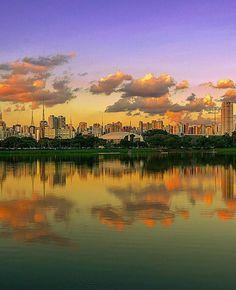 Parque do Ibirapuera by @itsreone #saopaulocity #parquedoibirapuera #ibirapuera Conheça também nosso site www.spcity.com.br