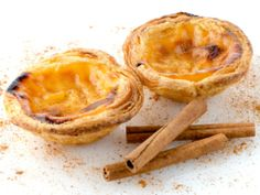 Pastéis de Nata un dessert de la cuisine portugaise