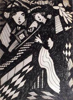 Revelation - Madge Gill