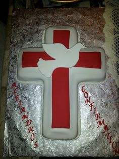 #Confirmation #Cake by #Lilly'sKitchen  (786) 357-4339